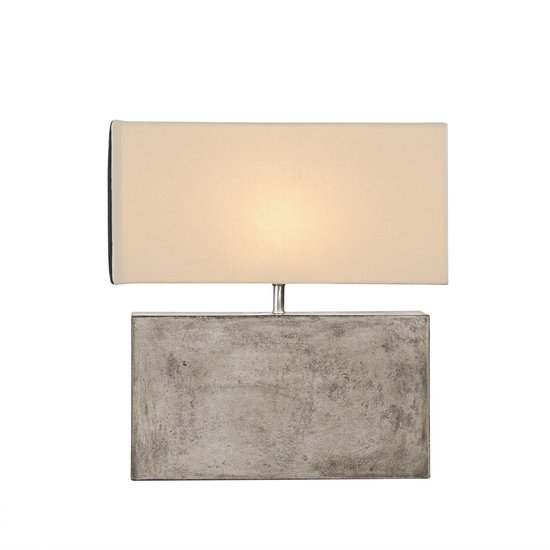 Untitled table lamp small white shade by nellcote sonder living treniq 1 1526981928735