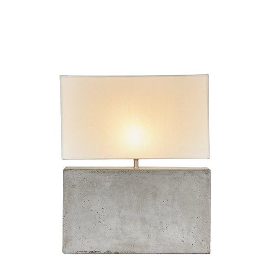 Untitled lamp medium white shade by nellcote sonder living treniq 1 1526981985293