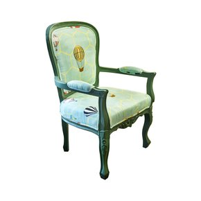 Hot Air Balloon Entrance Armchair - Kohr -Treniq