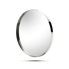 "Marcy-Mirror-Round-36""Nickel-_Sonder-Living_Treniq_0"