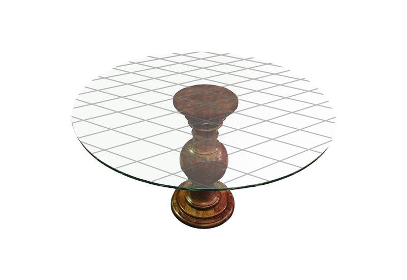 Pillar entrance table kohr treniq 1