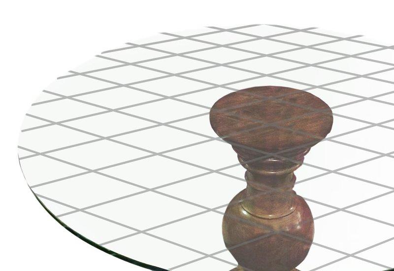 Pillar entrance table kohr treniq 2