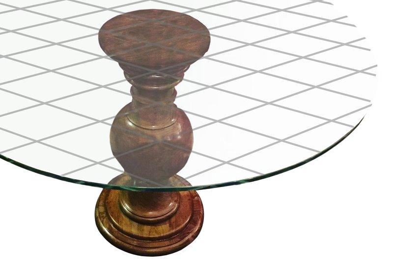 Pillar entrance table kohr treniq 3