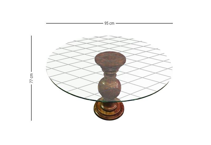 Pillar entrance table kohr treniq 5