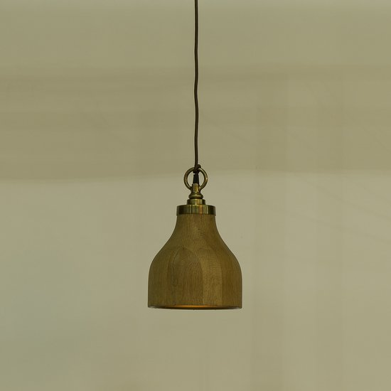 Natural oak pendant small by nellcote sonder living treniq 1 1526984513545
