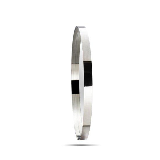 Marcy mirror round nickel  sonder living treniq 1 1526984652827