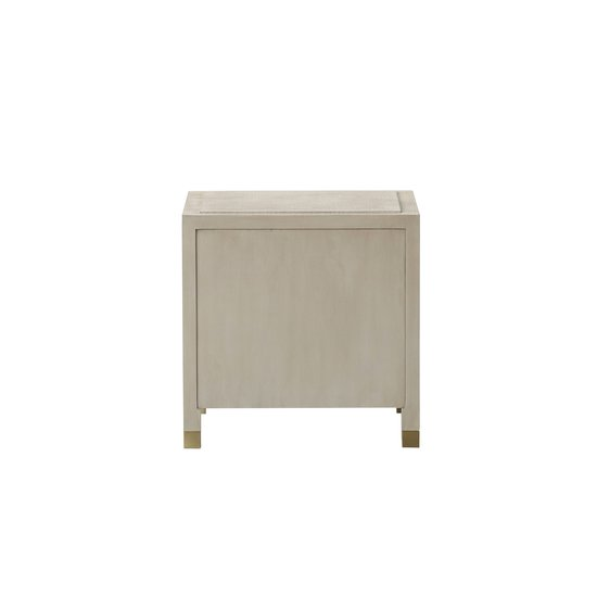 Raffles nightstand 2 drawer small  sonder living treniq 1 1526984740124