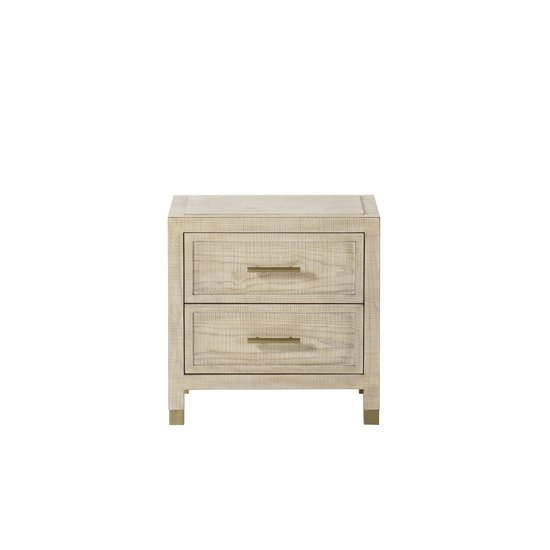 Raffles nightstand 2 drawer small  sonder living treniq 1 1526984740127
