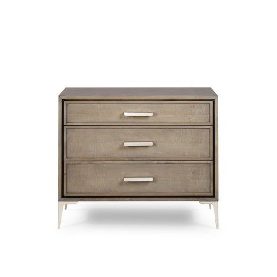 Chloe nightstand 3 drawer  sonder living treniq 1 1526985626157