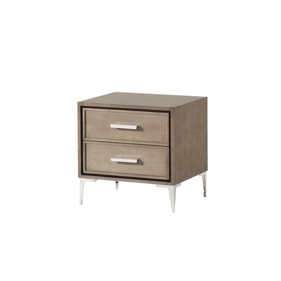 Chloe nightstand 2 drawer small  sonder living treniq 1 1526985694014