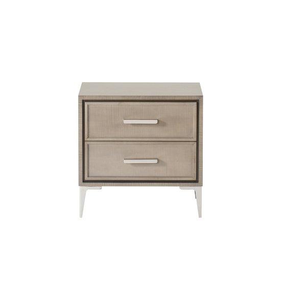 Chloe nightstand 2 drawer small  sonder living treniq 1 1526985694061
