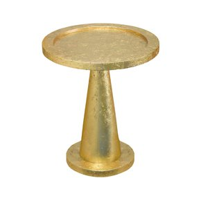 Soho Gold Leaf Short Bar Tables - Kohr -Treniq