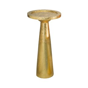 Soho Gold Leaf Tall Bar Tables - Kohr -Treniq