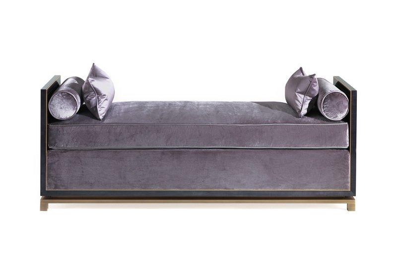 Bronze chaise sofa viii orsi treniq 2