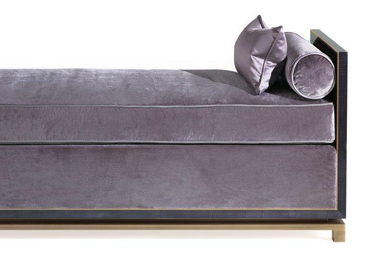 Bronze chaise sofa viii orsi treniq 4