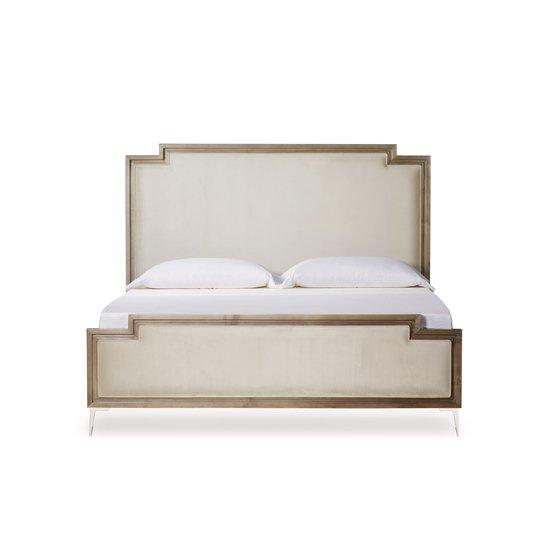 Chloe upholstered bed us queen vera whisper  sonder living treniq 1 1526987453550