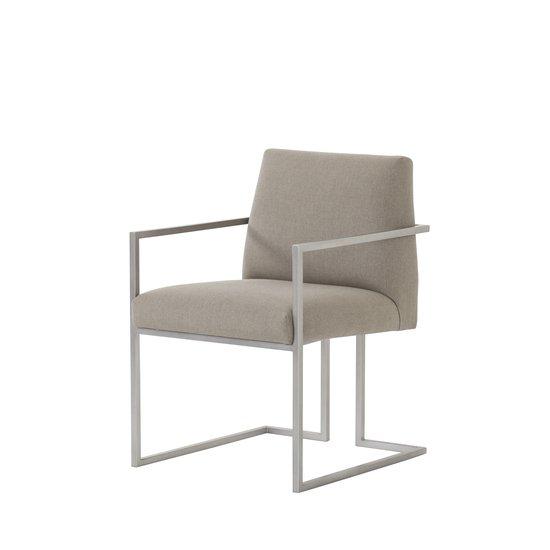 Paxton arm chair macy shadow grey (uk)  sonder living treniq 1 1526988410058