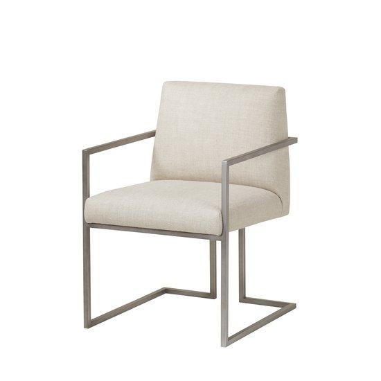 Paxton arm chair marbella oatmeal  sonder living treniq 1 1526988578894