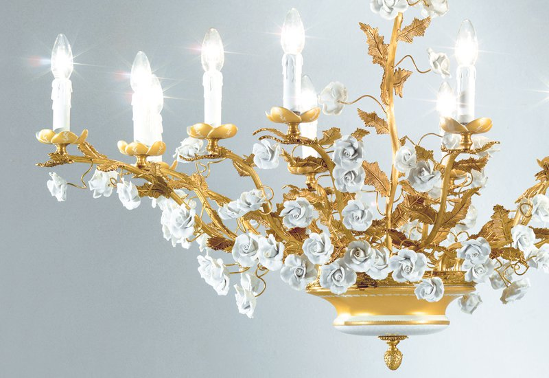 Flores collection chandelier i giulia mangani treniq 2