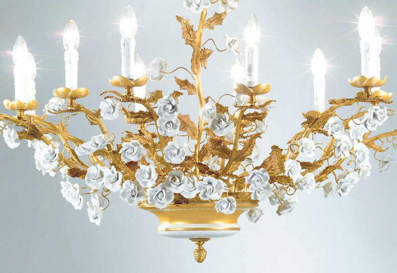 Flores collection chandelier i giulia mangani treniq 3