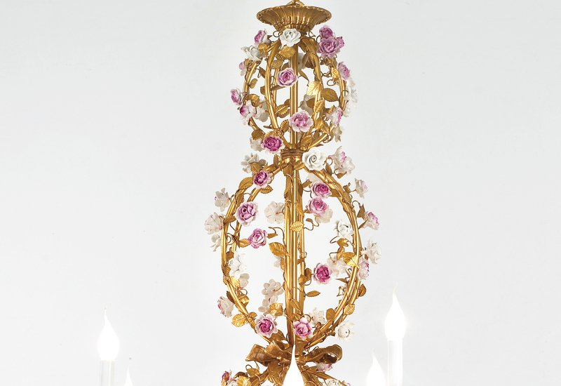 Flores collection chandelier ii giulia mangani treniq 2