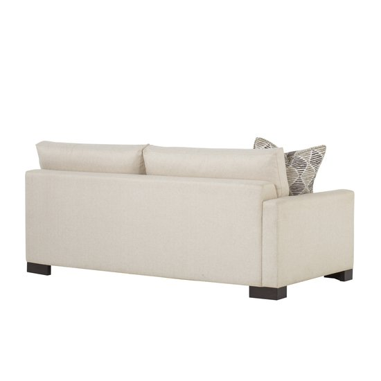 Ian laf loveseat clipped arm block leg marek spritzer fabric  sonder living treniq 1 1526989353847