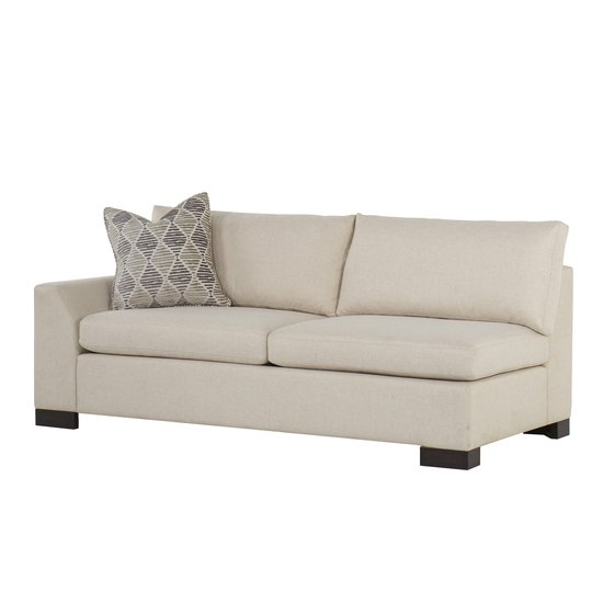 Ian laf loveseat clipped arm block leg marek spritzer fabric  sonder living treniq 1 1526989353823