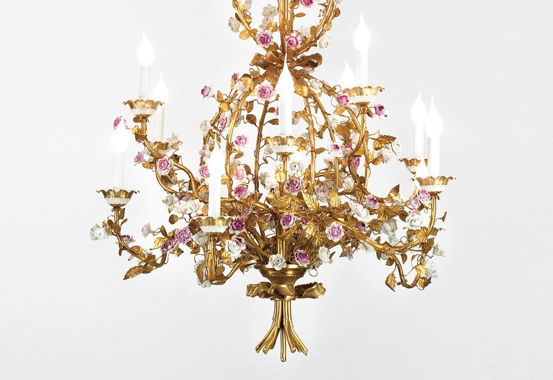 Flores collection chandelier ii giulia mangani treniq 3