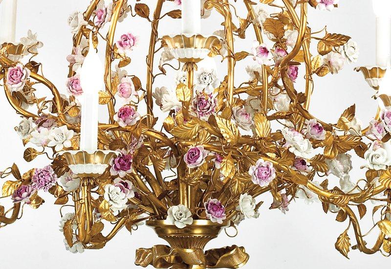 Flores collection chandelier ii giulia mangani treniq 4