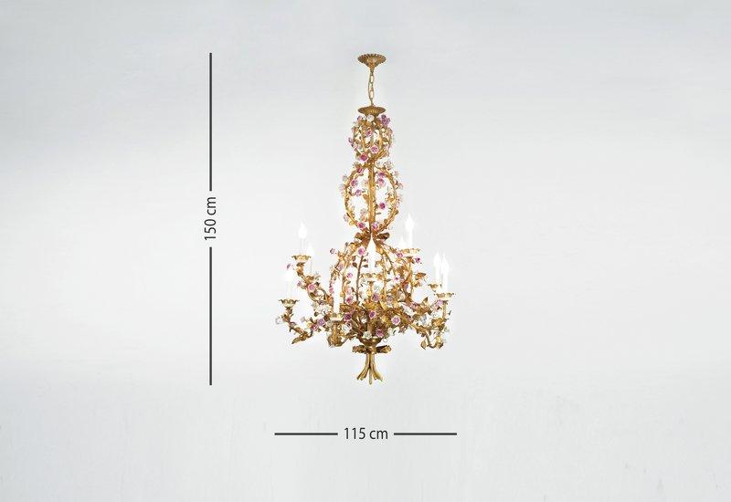Flores collection chandelier ii giulia mangani treniq 5
