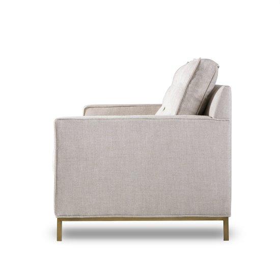 Copeland sofa textured linen  sonder living treniq 1 1526990432719