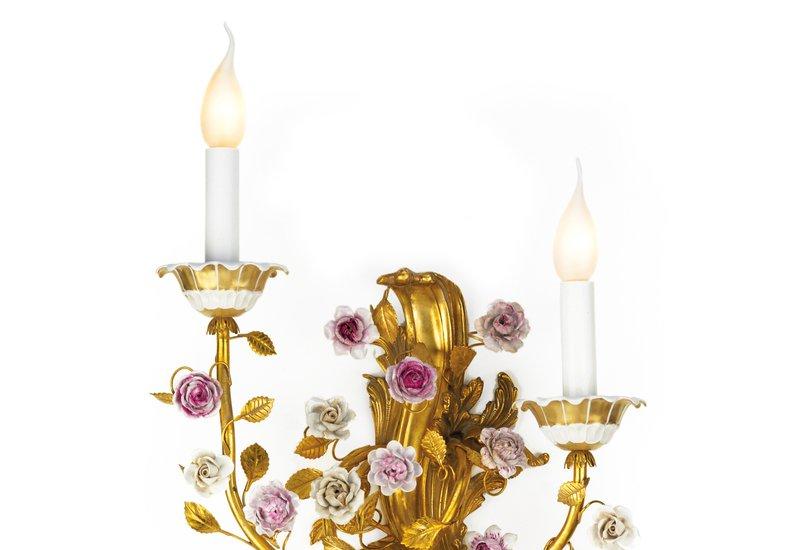 Flores collection wall lamp ii giulia mangani treniq 2
