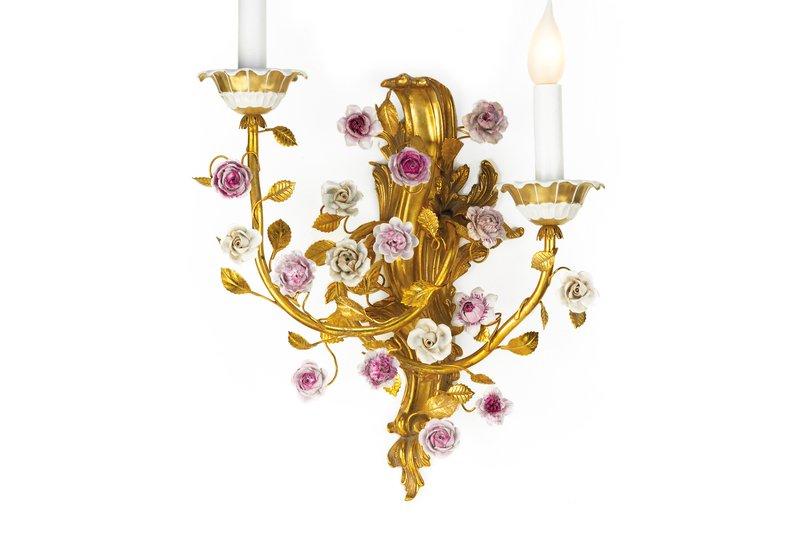 Flores collection wall lamp ii giulia mangani treniq 3