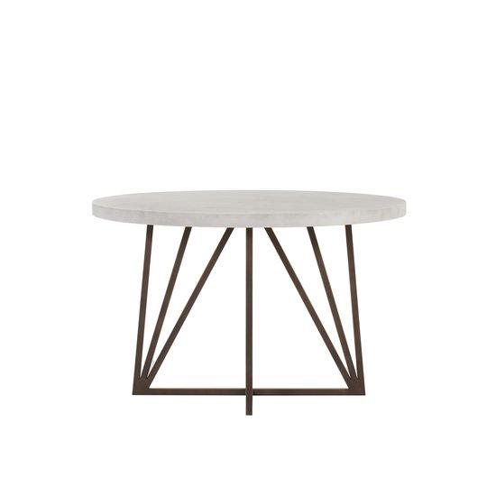 Emerson dining table dia.  sonder living treniq 1 1526990764646