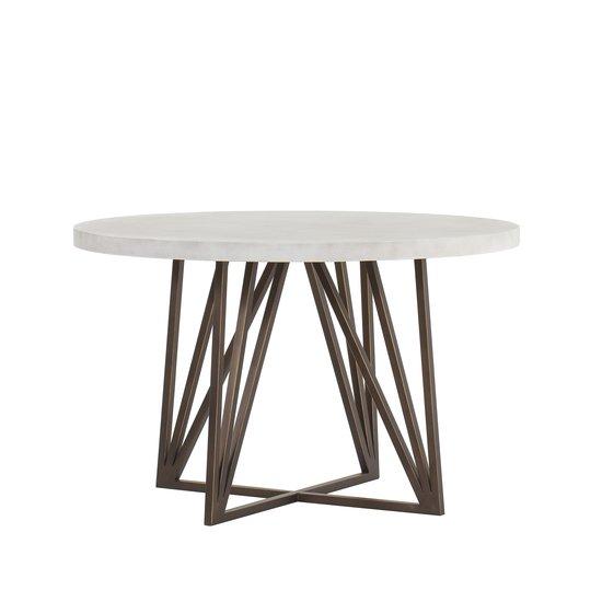 Emerson dining table dia.  sonder living treniq 1 1526990764642