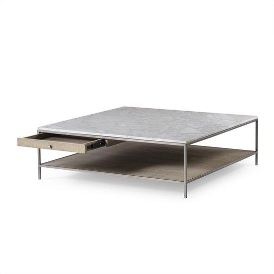 Paxton coffee table square large  sonder living treniq 1 1526991286747