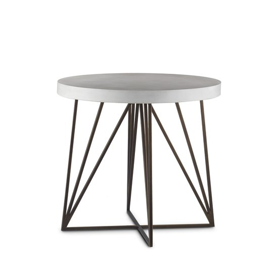 Emerson side table round  sonder living treniq 1 1526991364394