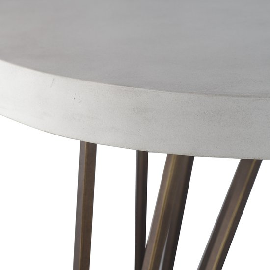 Emerson side table round  sonder living treniq 1 1526991364398