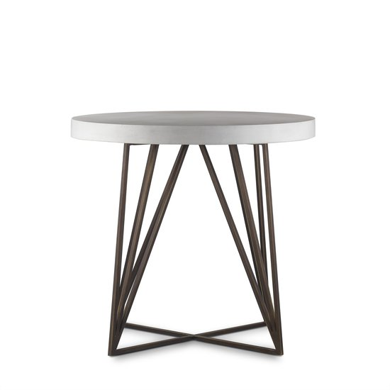 Emerson side table round  sonder living treniq 1 1526991364433