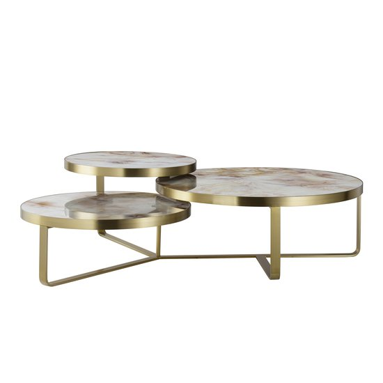 Rex coffee table round  sonder living treniq 1 1526991911110