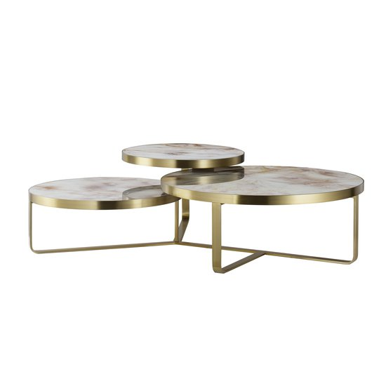Rex coffee table round  sonder living treniq 1 1526991911079