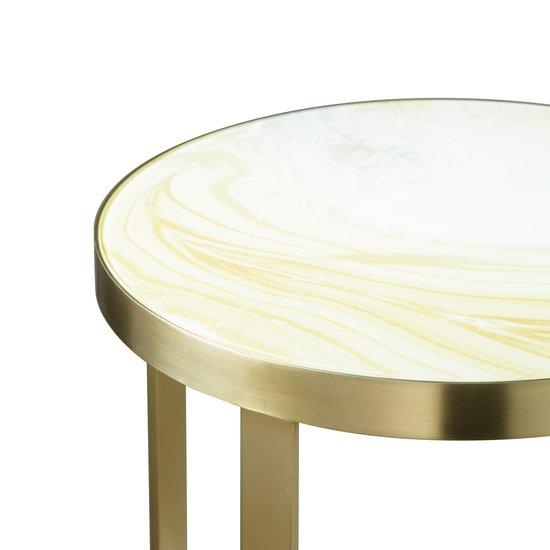 Rex side table round  sonder living treniq 1 1526991962575