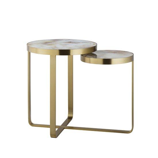Rex side table round  sonder living treniq 1 1526991962599