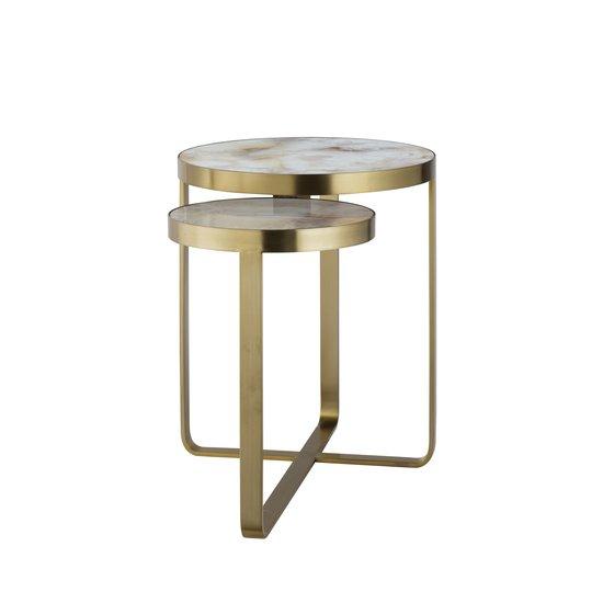 Rex side table round  sonder living treniq 1 1526991962614
