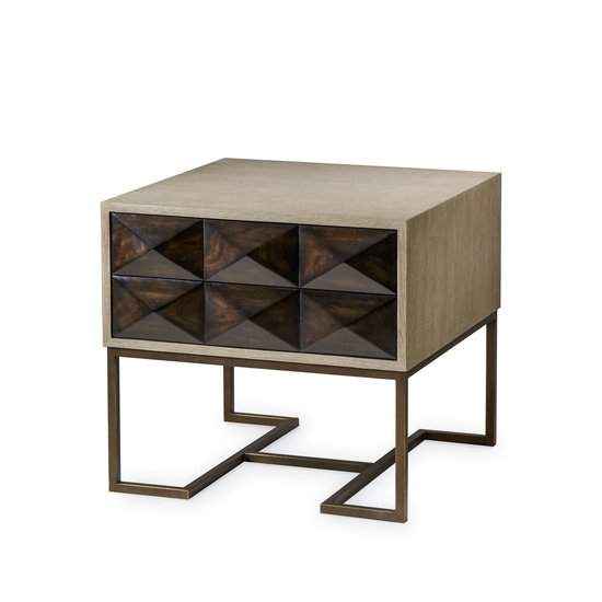 Casey side table  sonder living treniq 1 1526992115584