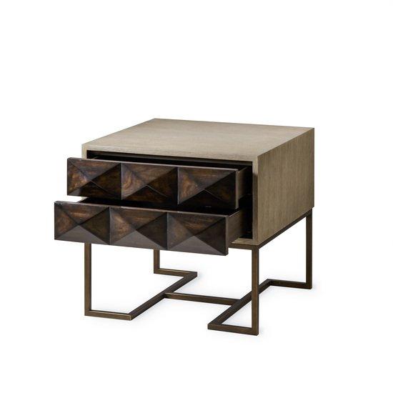 Casey side table  sonder living treniq 1 1526992115630