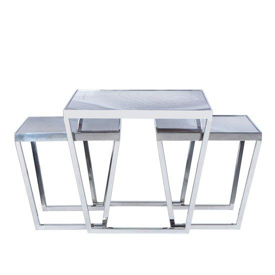 Jaxson bunching coffee table natural agate  sonder living treniq 1 1526992573193