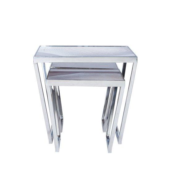 Jaxson bunching coffee table natural agate  sonder living treniq 1 1526992573213