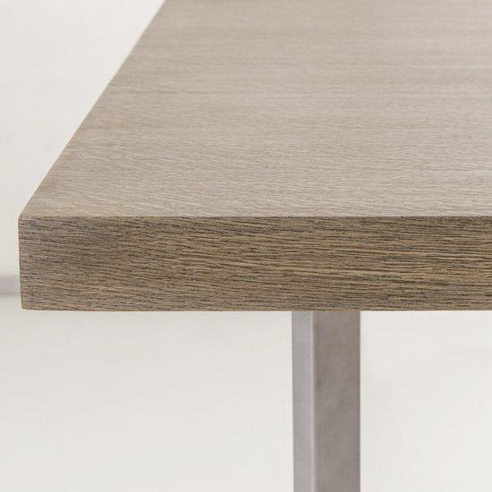 Paxton dining table large rectangle  sonder living treniq 1 1526992879018