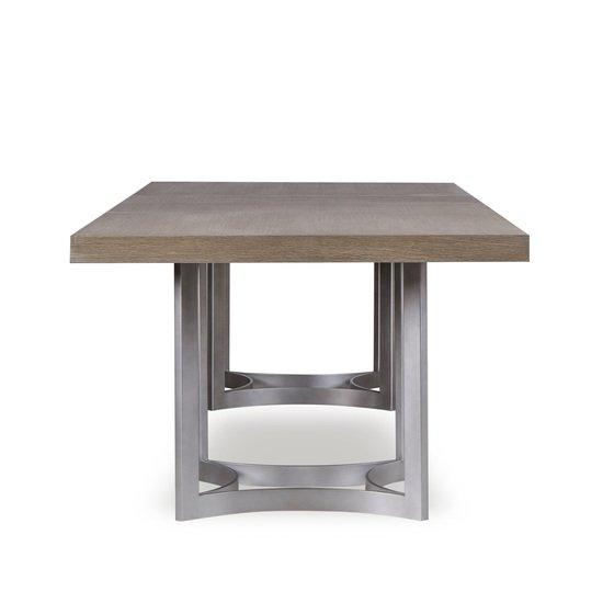 Paxton dining table large rectangle  sonder living treniq 1 1526992886563